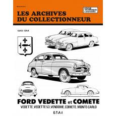 FORD VEDETTE-VENDOME-COMETE/MONTE CARLO (49/54) N24