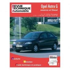 RTA 629.1 OPEL ASTRA II (G) (1998 à 2004) - essence