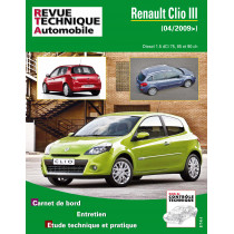 RTA B777 RENAULT CLIO III PHASE 2 1,5 DCI 85CH
