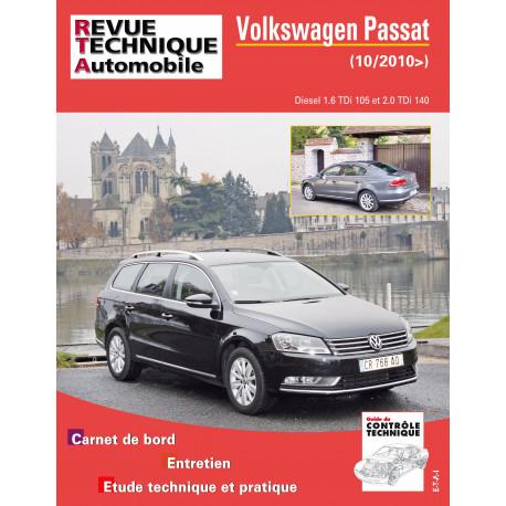 RTA B781 Volkswagen PASSAT VI depuis 2010-10