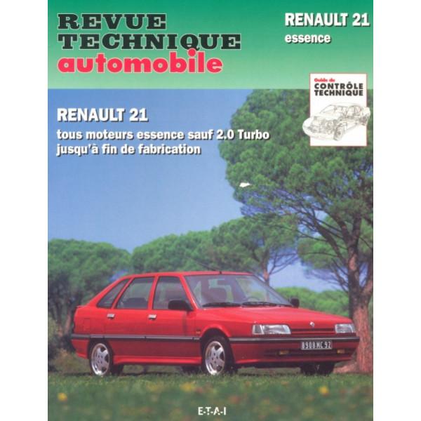 Revue Technique Renault 21 et nevada