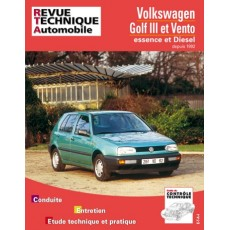 RTA 720.2 Volkswagen GOLF ET VENTO (92-96)