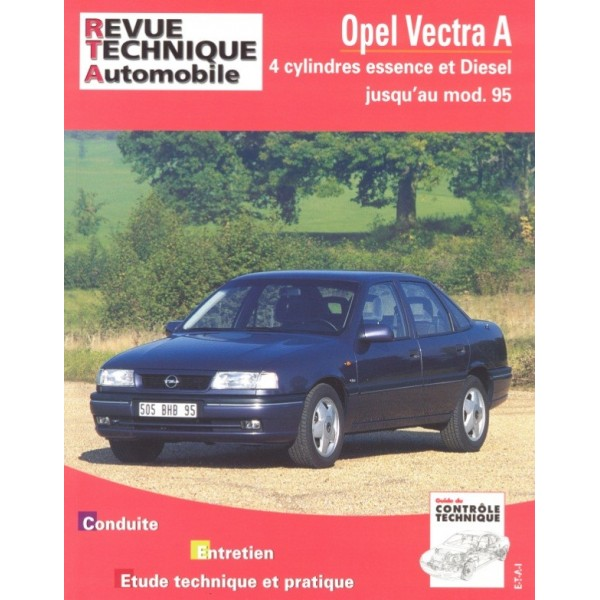Revue Technique Opel vectra