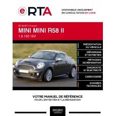 E-RTA Mini Mini II COUPE 3 portes de 09/2011 à ce jour