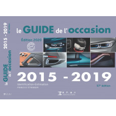 Guide de l'occasion de 2015 à 2019 (édition 2020)