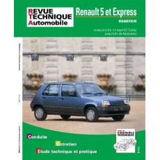PACK RTA 711.2 RENAULT EXPRESS (1984 à 1999) + PDF