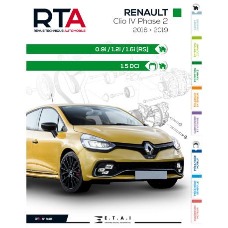 RTA 848 - RENAULT CLIO IV