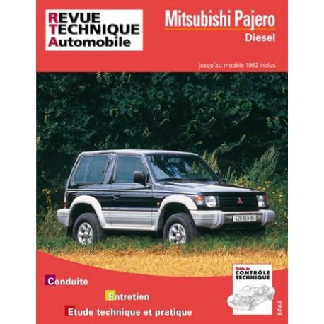 MITSUBISHI PAJERO diesel