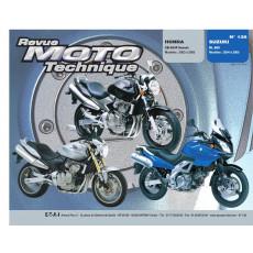 RMT 138.1 HONDA CB600 (2003 à 2005) et SUZUKI DL650 (2004 à 2005)