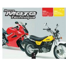 RMT 133.1 HONDA VFR 800 (2002 à 2004) et SUZUKI R125 VAN VAN (2003 à 2004)