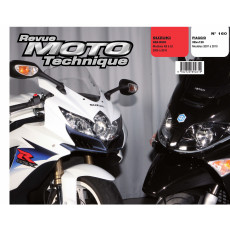 RMT 160 PIAGGIO XEVO 125 (2007à 2010) et SUZUKI GSX-R600 (2008 à 2010)