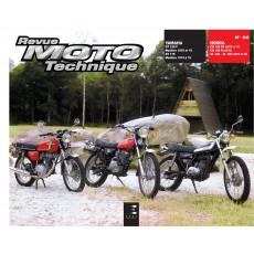RMT 22.1 HONDA 125 CB/XL/TL (1976 à 1978) et YAMAHA DT125F - DT175 (1974 à 1976)