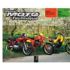 Arrêt RMT 41 HONDA XL 250/400/500 (1978 à 1983) et HIRO MX125 RA et SWM 125/175/240320