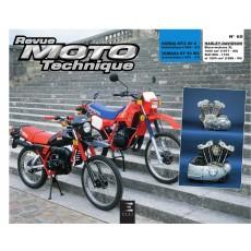 RMT 65.2 HONDA MTX50A - YAMAHA DT50MX - HARLEY XL1000/XLH883 1000-1200 (77/94)