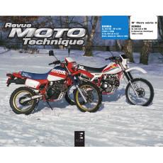 RMT HS 3.1 HONDA XL 600 (1983 à 1988)