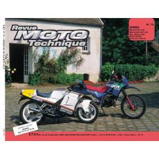 RMT 74 HONDA NS/MTX 125 (1987 à 1989)