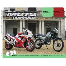 RMT 89.2 HONDA NX 125 (1989 à 1999) et SUZUKI GSX-R 750 (1992 à 1993)