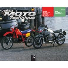 RMT 53.1 HONDA MBX/MTX 125-200 (1983 à 1986) et GUZZI 850-1000