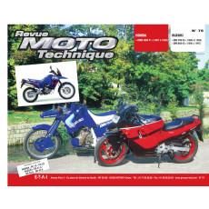 RMT 75.3 SUZUKI 750 - 800 (1988 à 1997) et HONDA CBR 600 (1987 à 1990)