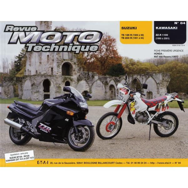 Revue Technique Rmt Suzuki ts125 200r