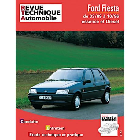 FORD FIESTA essence diesel