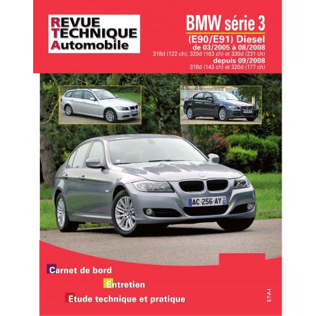 BMW E90 E91 318D 320D 330D