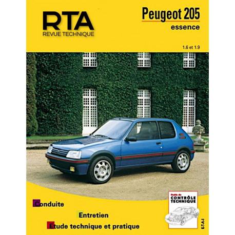 PEUGEOT 205 essence