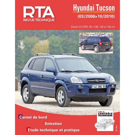 HYUNDAÏ TUCSON Diesel 2.0 CRDi 16v