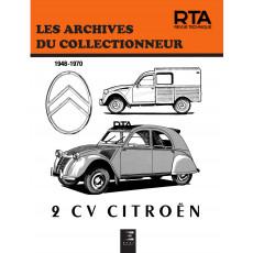 CITROËN 2CV (1948/1970)  - Les Archives du Collectionneur n° 38