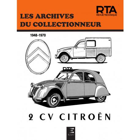CITROEN 2CV (1948/1970) N° 38