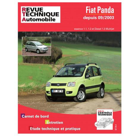 FIAT PANDA et 4X4