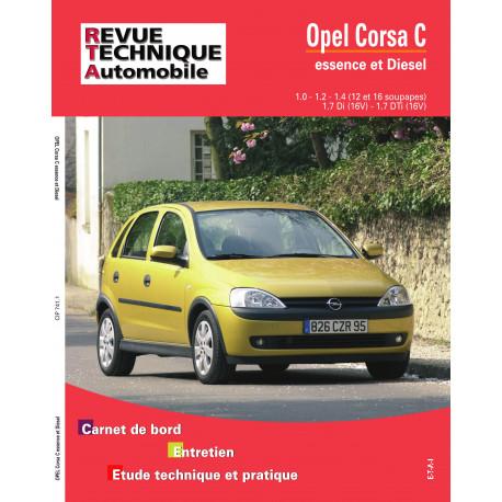 OPEL CORSA essence diesel