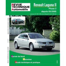 RTA B700.5 RENAULT LAGUNA II (2005 à 2007)