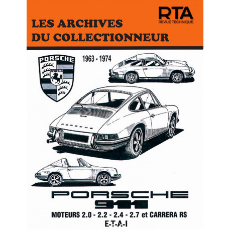 PORSCHE 911 (1963/1976) - CARRERA RS (1972/1976)N°29