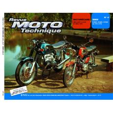 RMT 06 MOTOBECANE 125 (1969 à 19756) et BMW R50/60/75 (1970 à 1973)