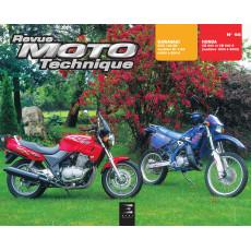 RMT 98.4 KAWASAKI KDX 125 (1990 à 2001) et HONDA CB500 (1994 à 2001)