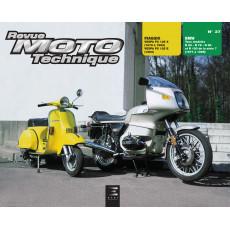 RMT 37.2 BMW R60/R75/R80/R100 (77 à 95) et PIAGGIO VESPA PX125X/PX125E (78-83)