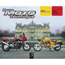 RMT 113.2 YAMAHA FZS600 (1998 à 2002) et DEALIM VT125 (1998 à 1999)