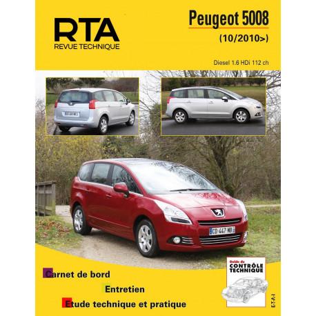 PEUGEOT 5008 DV6C  1,6 HDI 110 8V