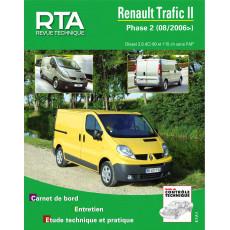 RTA B755.5 RENAULT TRAFIC II (2006 à 2014)