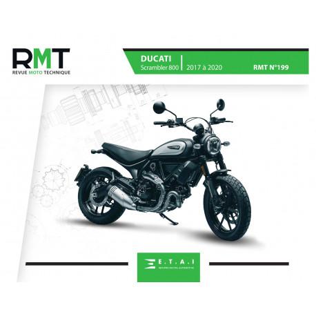 RMT 199 DUCATI SCRAMBLER (2017 à 2020)