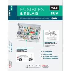 FUSIBLES ET RELAIS - SUV - VOLUME 2