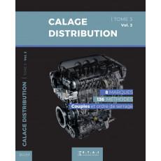 CALAGE DE DISTRIBUTION T3 - VOLUME 2