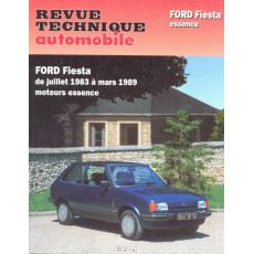 RTA 449.4 FORD FIESTA I (1976 à 1989)