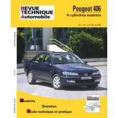 RTA 592.2 PEUGEOT 406 ESSENCE (1996 à 2004)