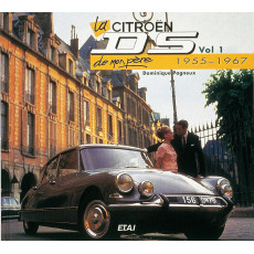 "CITROEN DS collection ""De mon père"" T1"