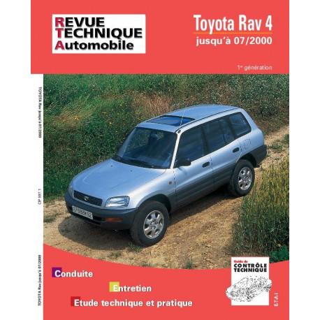 TOYOTA RAV 4 essence