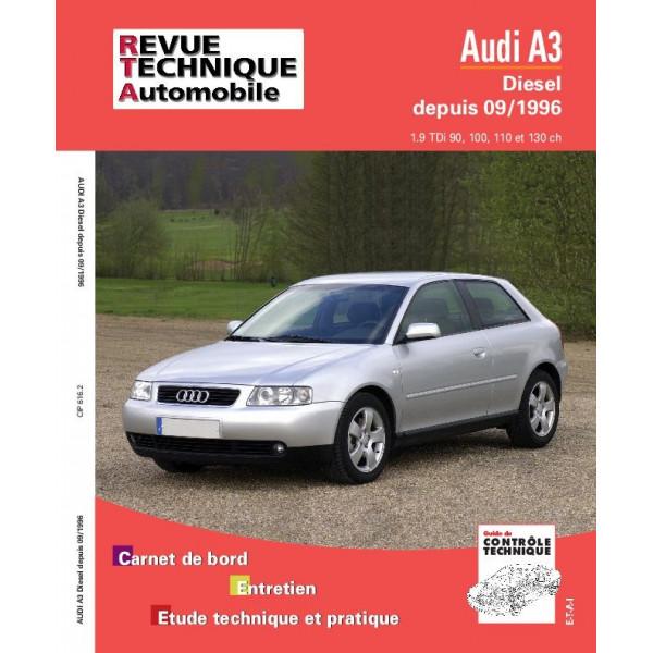 Revue Technique Audi a3 diesel