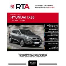 E-RTA Hyundai Ix35 BREAK 5 portes de 09/2013 à ce jour