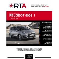 E-RTA Peugeot 5008 I MONOSPACE 5 portes de 09/2013 à ce jour